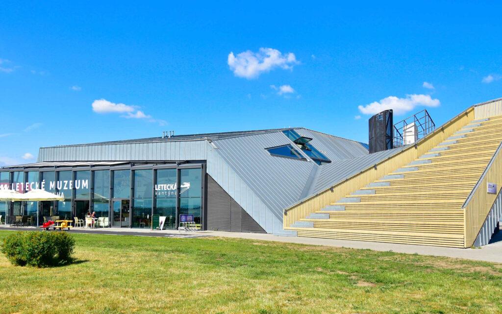 24.6. – do 11 hodin uzavřeno letecké muzeum