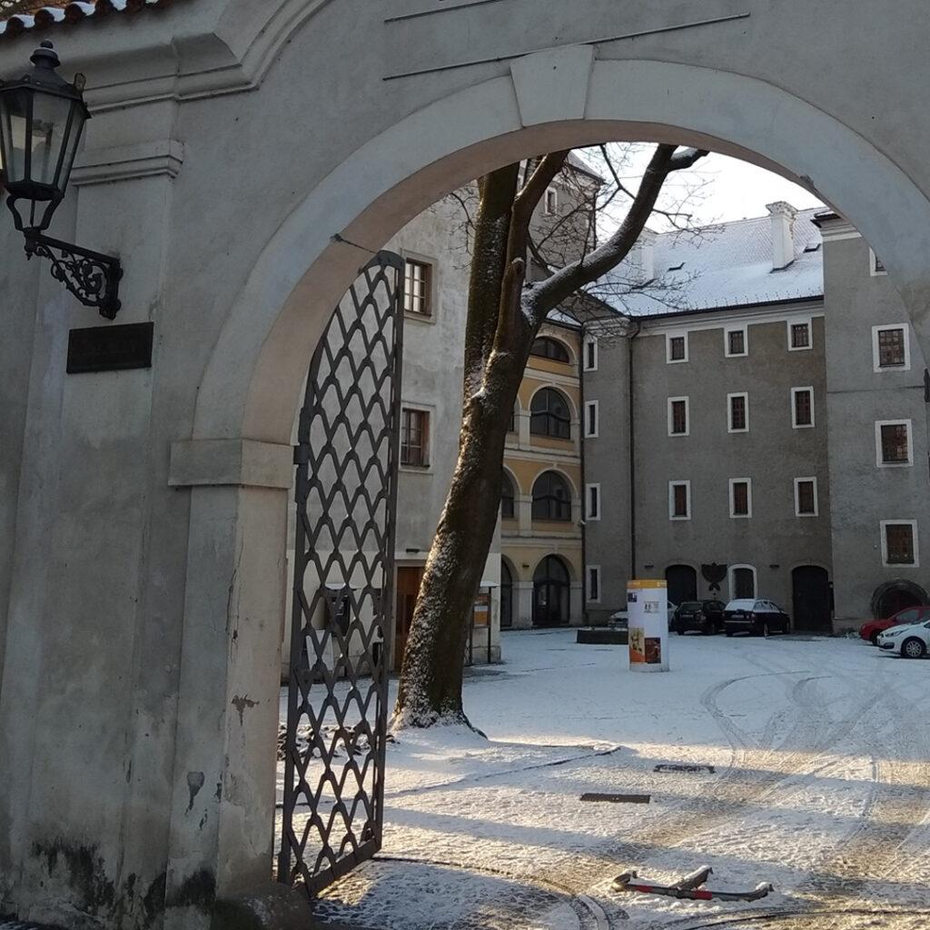 Uzavření expozic muzea na hradě