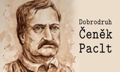 Přednáška: Dobrodruh Čeněk Paclt