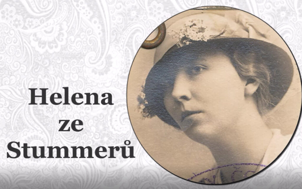 Video – Helena Stummerová, baronka ze Skalska