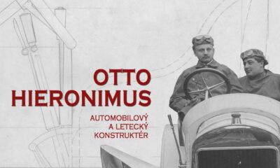 Otto Hieronimus – automobilový a letecký konstruktér