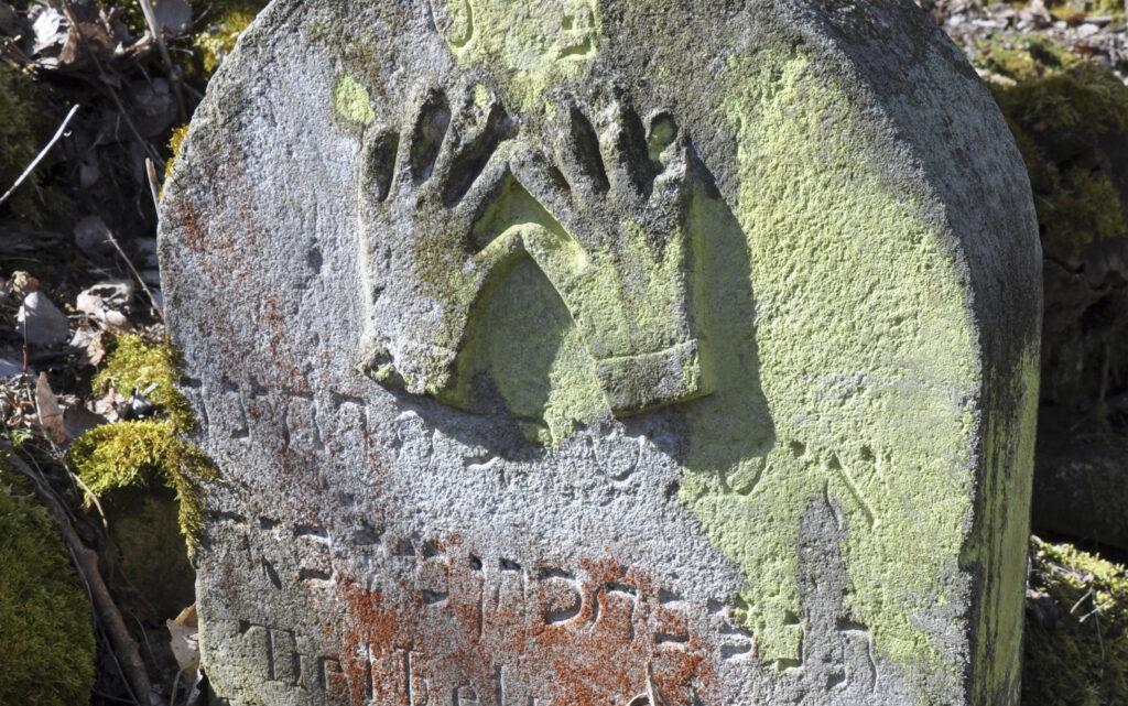 Ztracená tvář židovských hřbitovů