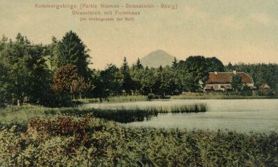 Zaniklé obce kolem Ralska