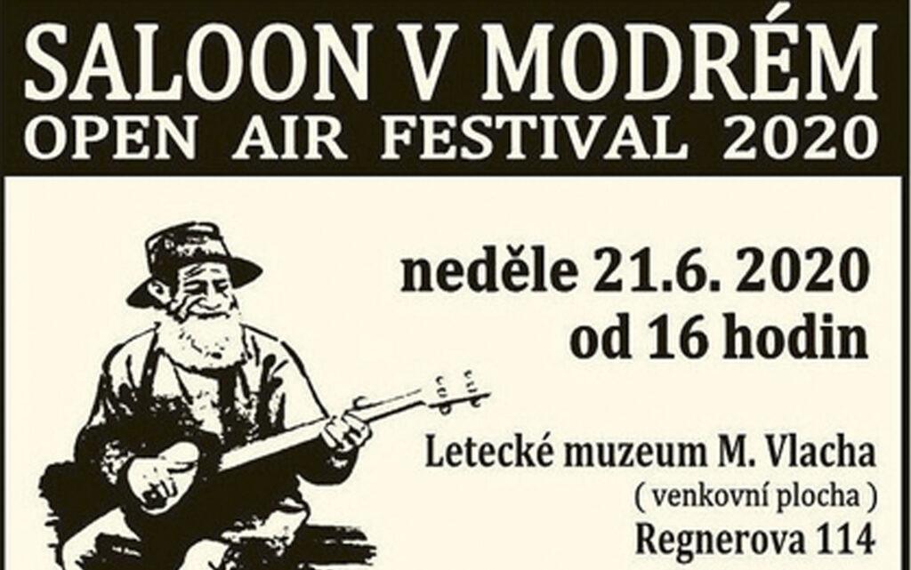 Open Air festival v leteckém muzeu