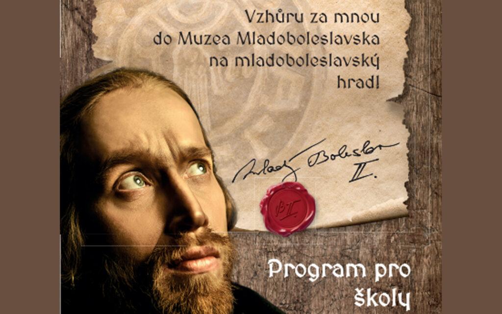 Boleslav II. na hradě – pro školy