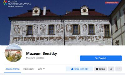 Benátecké muzeum na sociálních sítích
