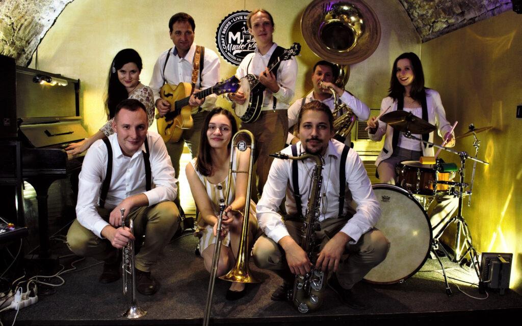 Podzim na křídlech jazzu – Pražská dixielandová společnost