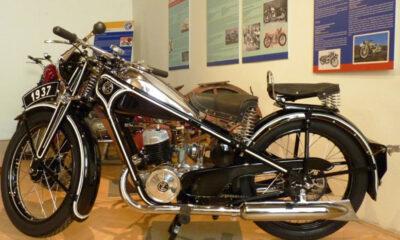 Historické motocykly Jawa-CZ