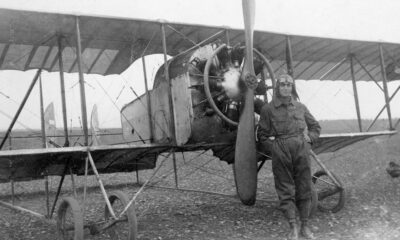 Vilém Stanovský – legionář a letec