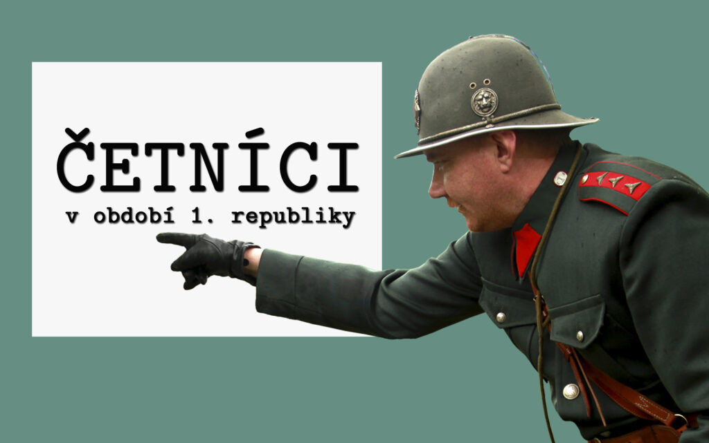 Přednáška: Četníci v období 1. republiky