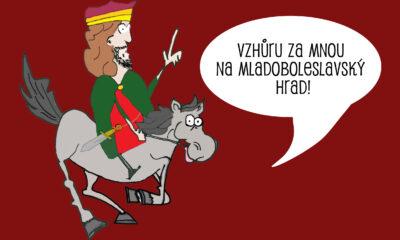 Boleslav II. na hradě – nový program pro školy