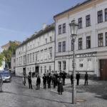 Jak šel čas – Českobratrské náměstí a Karmel
