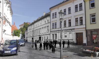 Vernisáž: Českobratrské náměstí a Karmel
