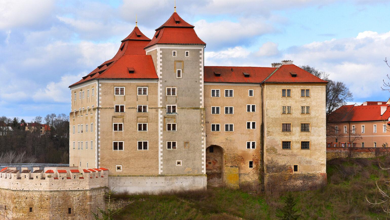 Mladoboleslavský hrad
