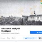 Bělské muzeum na sociálních sítích
